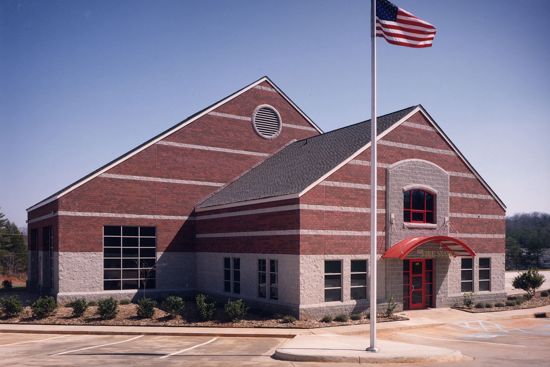 Fire Station No 2 Dp3 Architects