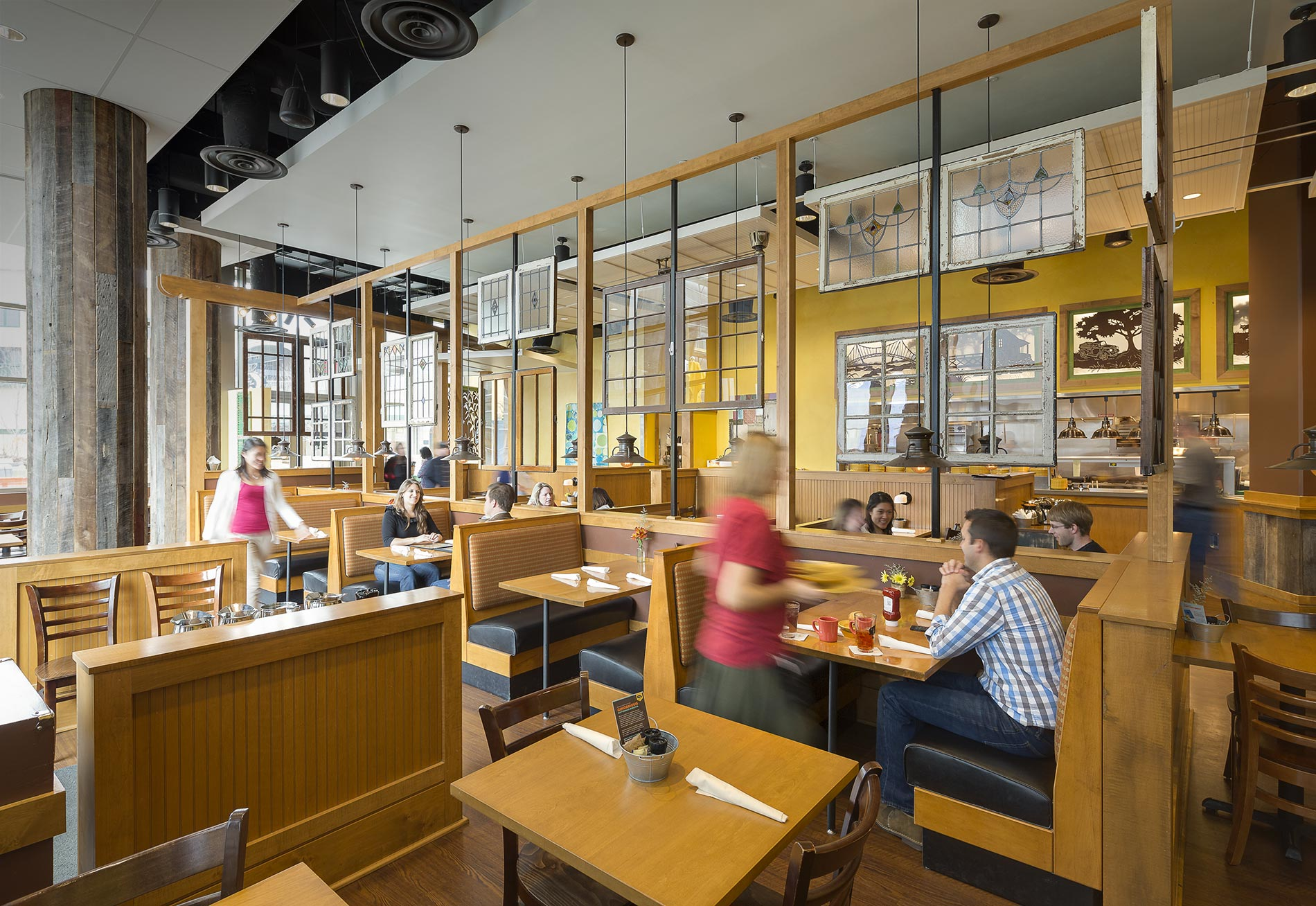 Tupelo honey cafe dp3 architects Architects in greenville sc