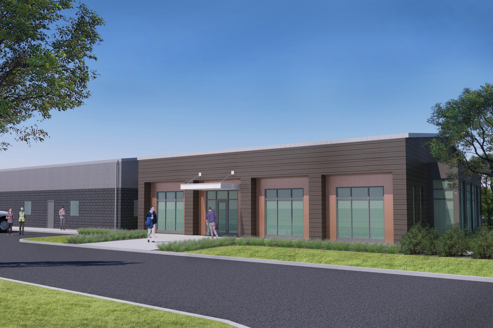 York County Public Works Dp3 Architects