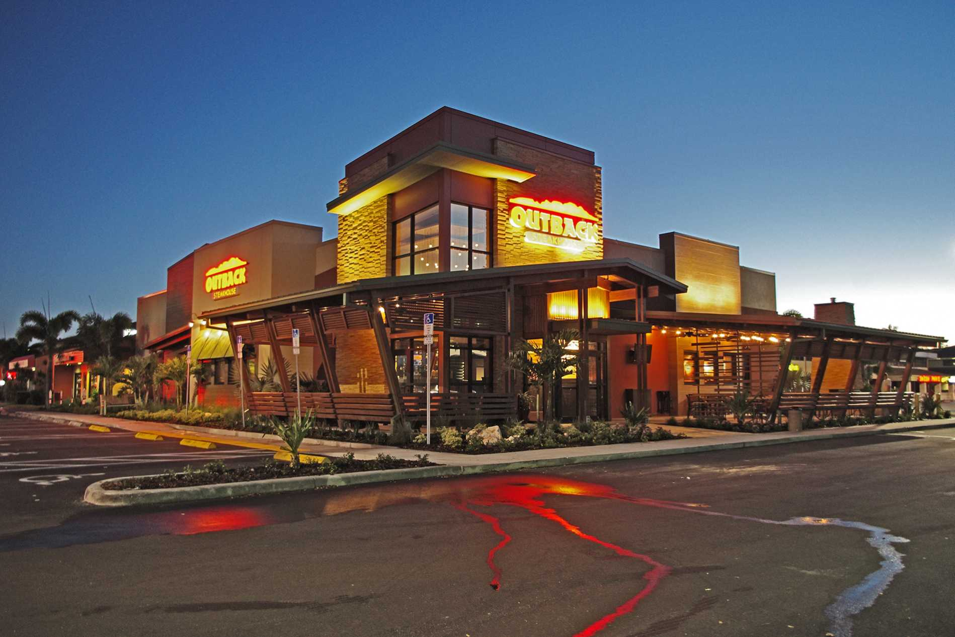 Outback steakhouse dp architects