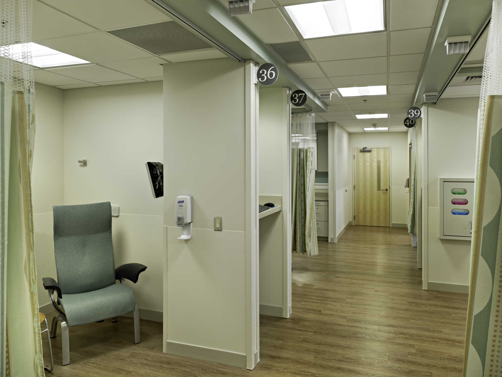 Emergency Department Dp3 Architects