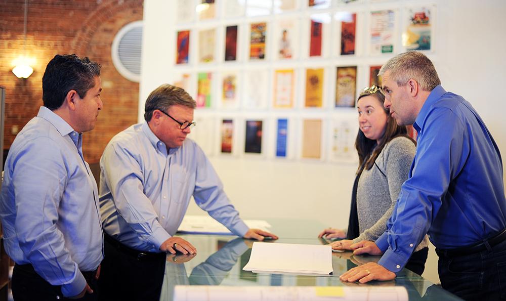 Dp architects restaurant design team