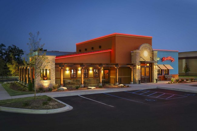 Feature Restaurant Design Project - Monterey Mexican Restaurant - Exterior