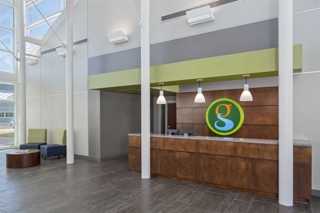 South Carolina Architects, DP3 project for City of Greenville - 2