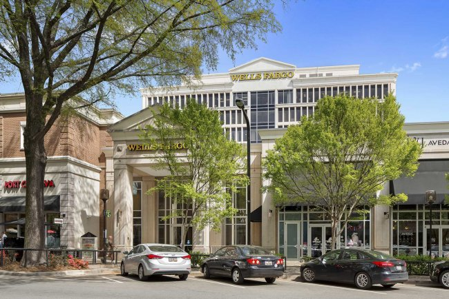 South Carolina Architects, DP3 project for Wells Fargo