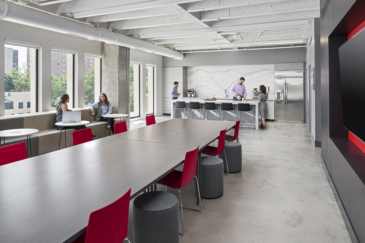 DP3 Architects - Our Office in Greenville, SC