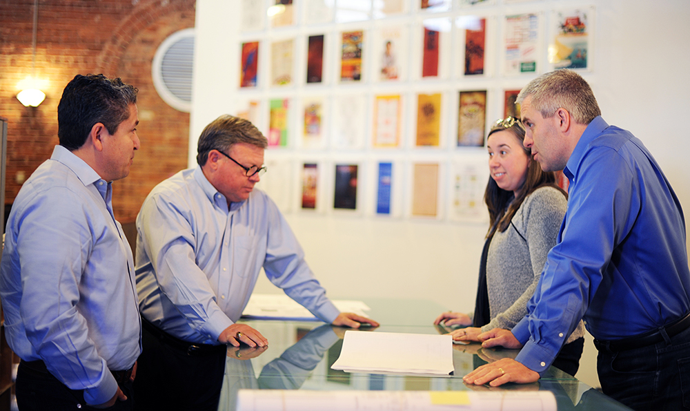 South Carolina Architects - The Team at DP3 Architects
