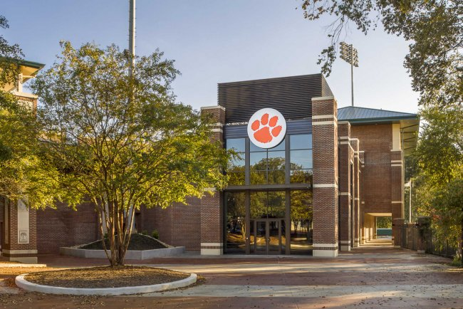 Architect South Carolina - DP3 Architects - Project for Clemson University