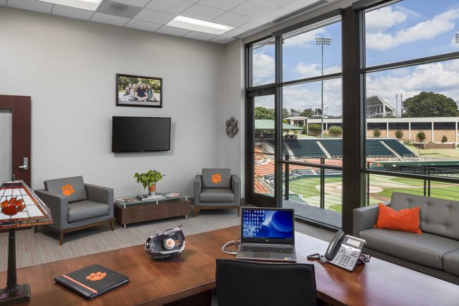Project for Clemson University by South Carolina Architects, DP3 Architects