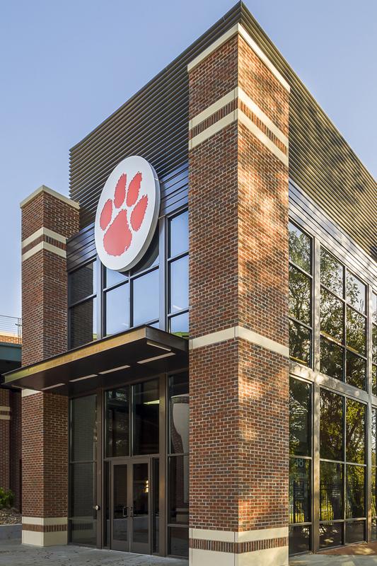 Clemson University - DP3 Architects - Greenville, SC